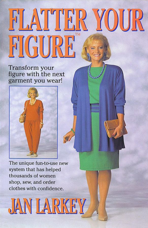 Flatter Your Figure book cover